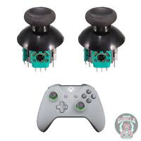 2 x XBOX One 3D Analog Stick Sensor Module and Controller Thumbstick Joystick