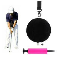 Inflatable Golf Swing Trainer Tour Striker Smart Ball  Aid For Swing Correction