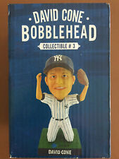 DAVID CONE PERFECT GAME BOBBLEHEAD NEW YORK YANKEES 2019 7/18/19 YANKEE STADIUM