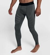 NIKE PRO HYPERWARM AEROLOFT Men's Training Tights 859747-010 Grey Size XXL New