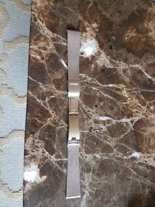 Bracelet SEIKO acier Maille milanaise 20 mm