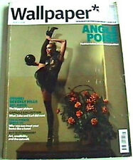 New ListingWallpaper Magazine 108 March 2008 Design Interiors Fashion Art Lifestyle Global