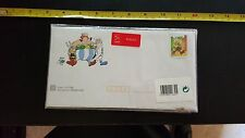 Asterix and Obelix-Letter with Stickers