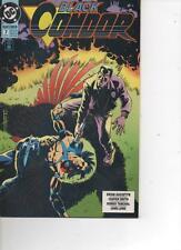 BLACK CONDOR 7 DEC 1992 NEAR MINT
