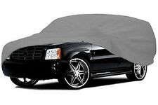 TOYOTA SEQUOIA 2001 2002 2003 2004 2005 SUV CAR COVER