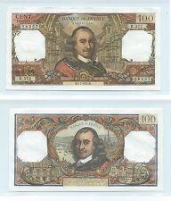 Gertbrolen 100 FRANCS CORNEILLE du 1-7-1971 R.572 Billet N° 1429128357