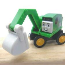Thomas & Friends ALFIE EXCAVATOR Wooden Train Car Vehicle Track Railway Green