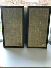 Altavoces Vintage Acoustic Research AR-4XA todos los condición Original