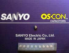 10pcs Oscon Sanyo SMD OS-CON 47µF/20V
