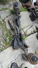 mitsubishi evo 1 2 3 complete subframe with steering rack and shockers