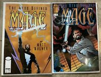 Mage The Hero Defined Issues 1-2 Image Comics NM