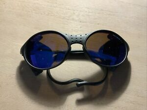 Vintage Julbo Sherpa Mountaineering Glacier Sunglasses, Spectron 5 Lens Used