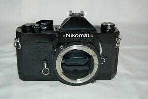 Nikomat FT2 Vintage 1960s Japanese SLR Camera. Working Fine. 5115197. UK Sale