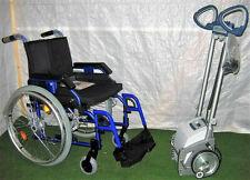 Treppensteiger S 30 IQ mit Rollstuhl neue Batterie + Reserve Batterie*