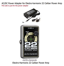 AC DC Power Supply Adapter for Electro-harmonix 22 Caliber Power Amp
