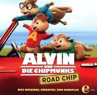 ALVIN UND DIE CHIPMUNKS - (4)ORIGINAL HÖRSPIEL Z.KINOFILM-ROAD CHIP  CD NEU