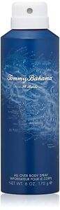 Tommy Bahama SET SAIL ST.BARTS Body Spray 6 oz for Men NEW FREE SHIP