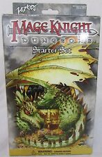 SEALED MAGE KNIGHT DUNGEONS STARTER SET WZK101 RPG DnD Wiz Kids Collectable Game