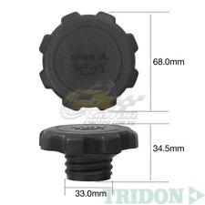 TRIDON OIL CAP FOR Toyota Dyna 400 Diesel BU91,WU90 11/84-07/95 4 4.0L 1W