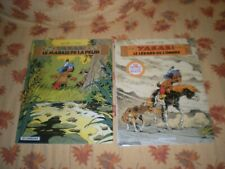 YAKARI - LOT DE 2 TOMES N°33 ET 36 EN EDITIONS ORIGINALES