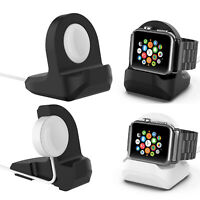 Charging Dock Stand Charger Cradle Holder Station Bracket for Apple Watch iWatch