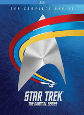 Star Trek: Original Series - Complete Series Blu-ray Enhanced 20 Discs