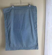 Ralph Lauren Classic Jean Denim USA Standard Classic Pillow Sham Pillowcase Case