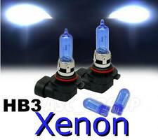 HB3 65W XENON HEADLIGHT BULBS TO FIT Chrysler MODELS LOW / DIPPED + FREE 501'S