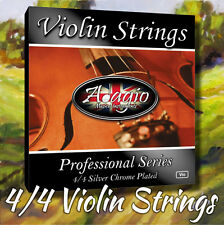 Adagio Pro - Violin Strings 4/4 Full Set HQ - GDAE - RRP £10.99