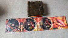 THE FLAMING LIPS - EMBRYONIC (2CD, DVD and FURRY COVER LIMITED EDITION)