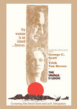 The Savage Is Loose 1974 (DVD) George C. Scott & Trish Van Devere