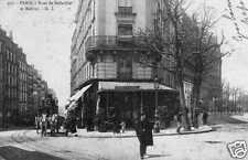 CPA Paris 19 Rues de Belleville et Bolivar (48773)