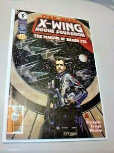 Star Wars X-Wing Rogue Squadron # 25 - Origin Baron Soontir Fel  Very High Grade