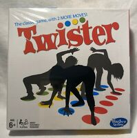 Twister - Mini - Family Board Game - 2 More Moves! - Brand New Sealed - Hasbro
