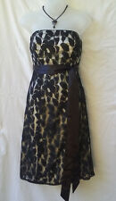 Table Eight Size10 Dress Strapless Cocktail Party Evening Occasion FREE POSTAGE