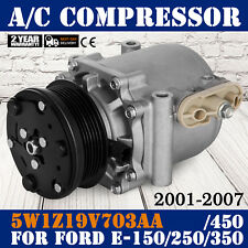 AC A/C Compressor fit Expedition Navigator 4.6L 5.4L 2003-2006 5W1Z19V703AA