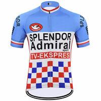 Brand New Retro Team Splendor Euro Soap TV Cycling Jersey