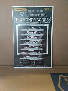 Fightertown Decals 1/48 F/A-18F VF-103 70th Annual Diamonds & Bones 48067