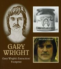 Gary Wright - Extraction / Footprint [New CD] Rmst