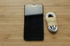 7/10 MINOR ISSUE Sony Xperia Z3 Compact D5833 - 16GB - Black LOCAL STOCK