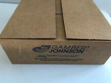 Gamber Johnson NP-CF18-2 DOCK w LAN/WAN Panasonic Laptop Docking Station in box