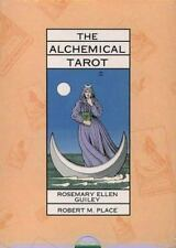 The Alchemical Tarot (boxed set of book & deck of Tarot Cards), Guiley, Rosemary