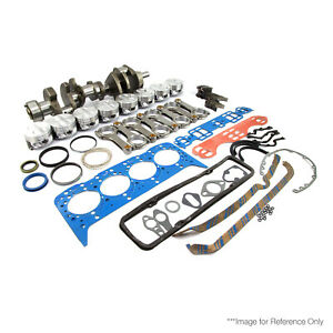 """Ford 302 351C Cleveland 3.750"""" 383ci Rotating Assembly Kit (F,H,F +30)"""