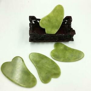 Gua Sha Massage Scraping Board Quartz Jade Face Slimming Tool