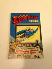 AVR24 ---- SAGEDITION   SUPERMAN  Poche    N° 7
