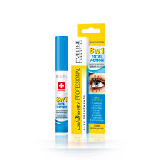 -40% SALE ! EVELINE 8in1 TOTAL ACTION CONCENTRATED EYELASH SERUM INTENSIVE CARE