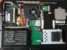 asus-x5dab-notebook defekt WIN 7 / Vista plus diverse Ersatzteile für Bastler