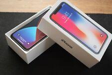 Apple iPhone X - 256 Go - Argent (Désimlocké)