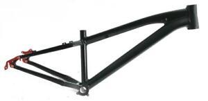 "GT Ruckus 26"" Dirt Jumper MTB Bike Frame Black 1-1/8"" Disc Aluminum NEW"