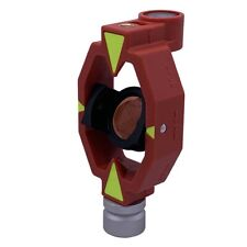 New Mini Prism For Swiss Style Total Station Surveying 0mm Offset